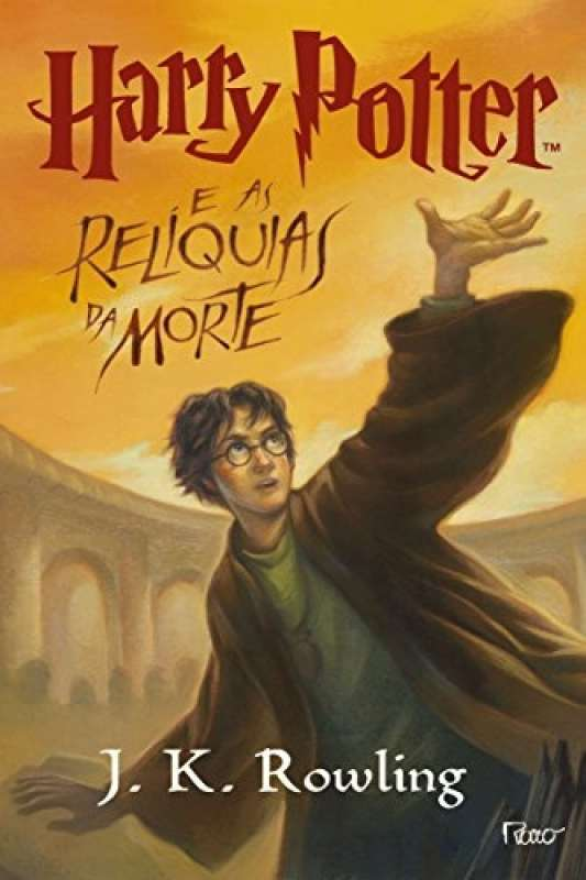HARRY POTTER E AS RELÍQUIAS DA MORTE - 9788532522610
