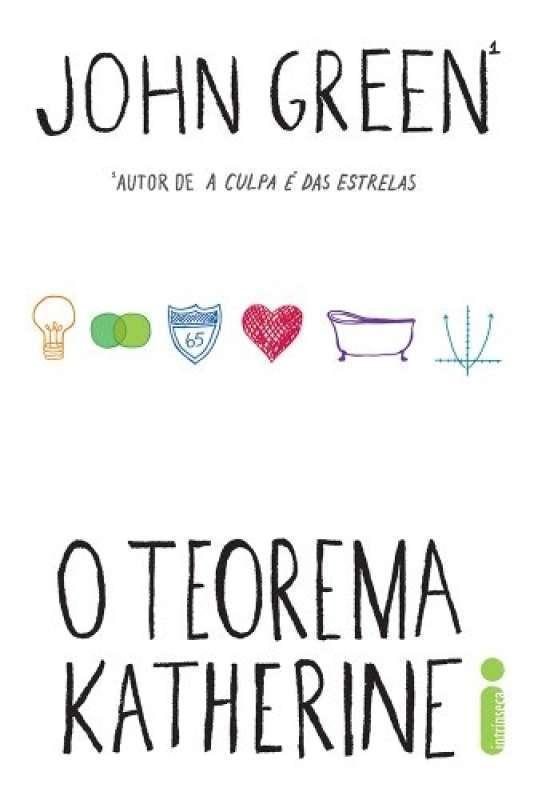 O TEOREMA KATHERINE - 9788580573152
