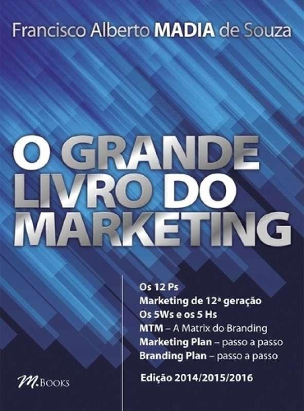 O GRANDE LIVRO DO MARKETING - 9788576802273