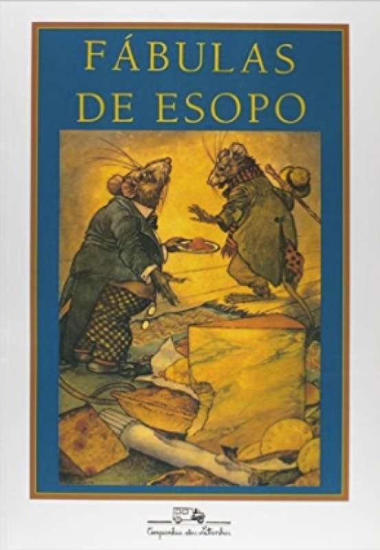 FÁBULAS DE ESOPO - 9788585466299