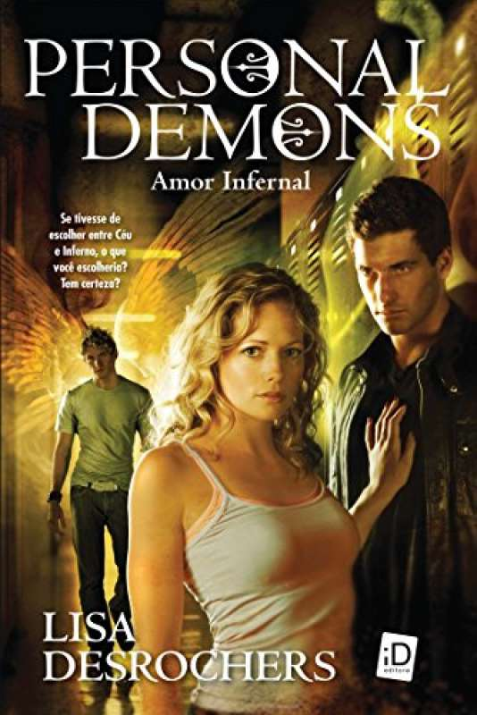 PERSONAL DEMONS, V. 1 - AMOR INFERNAL - 9788516069285