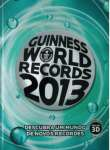 Guinness World Records 2013 - sebo online