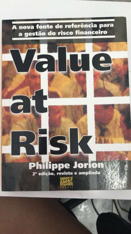 Value At Risk Book