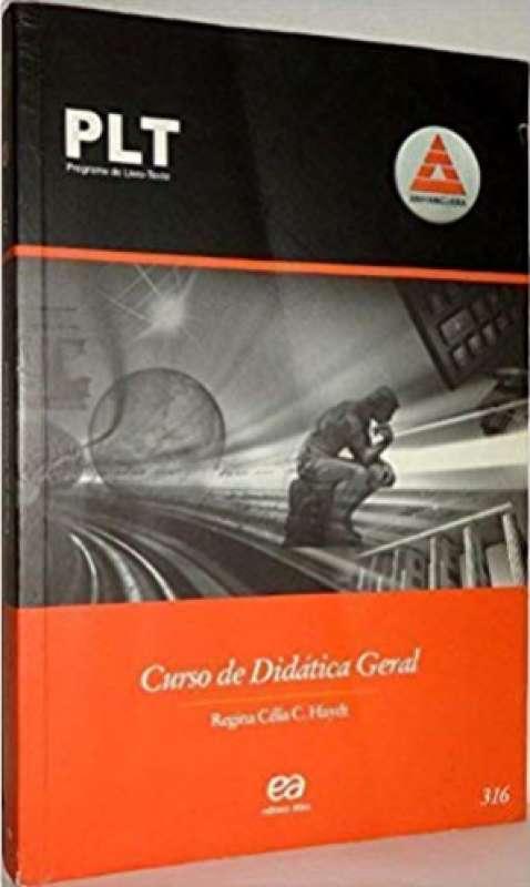 livro curso de didatica geral regina celia