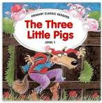 Primary Classics Readers 1. Three Little Pigs (+ Audio CD) - sebo online