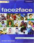Face2Face Pre-Intermediate Student\'s Book [With CDROM and CD] - sebo online