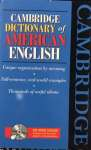 Cambridge Dictionary of American English - sebo online